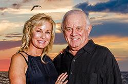 Oakbrook Custom Homes' owners Ed and Peggy Galli